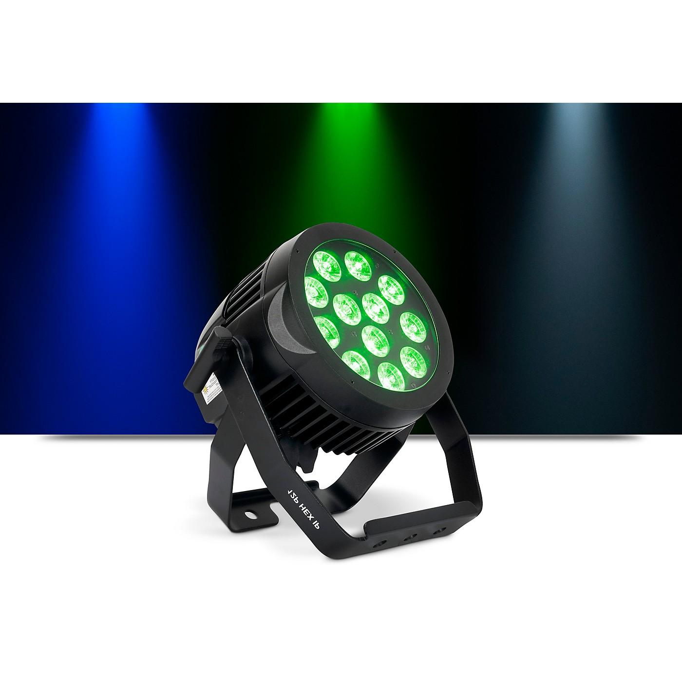 American DJ 12P HEX IP RGBAW+UV LED Wash Light thumbnail
