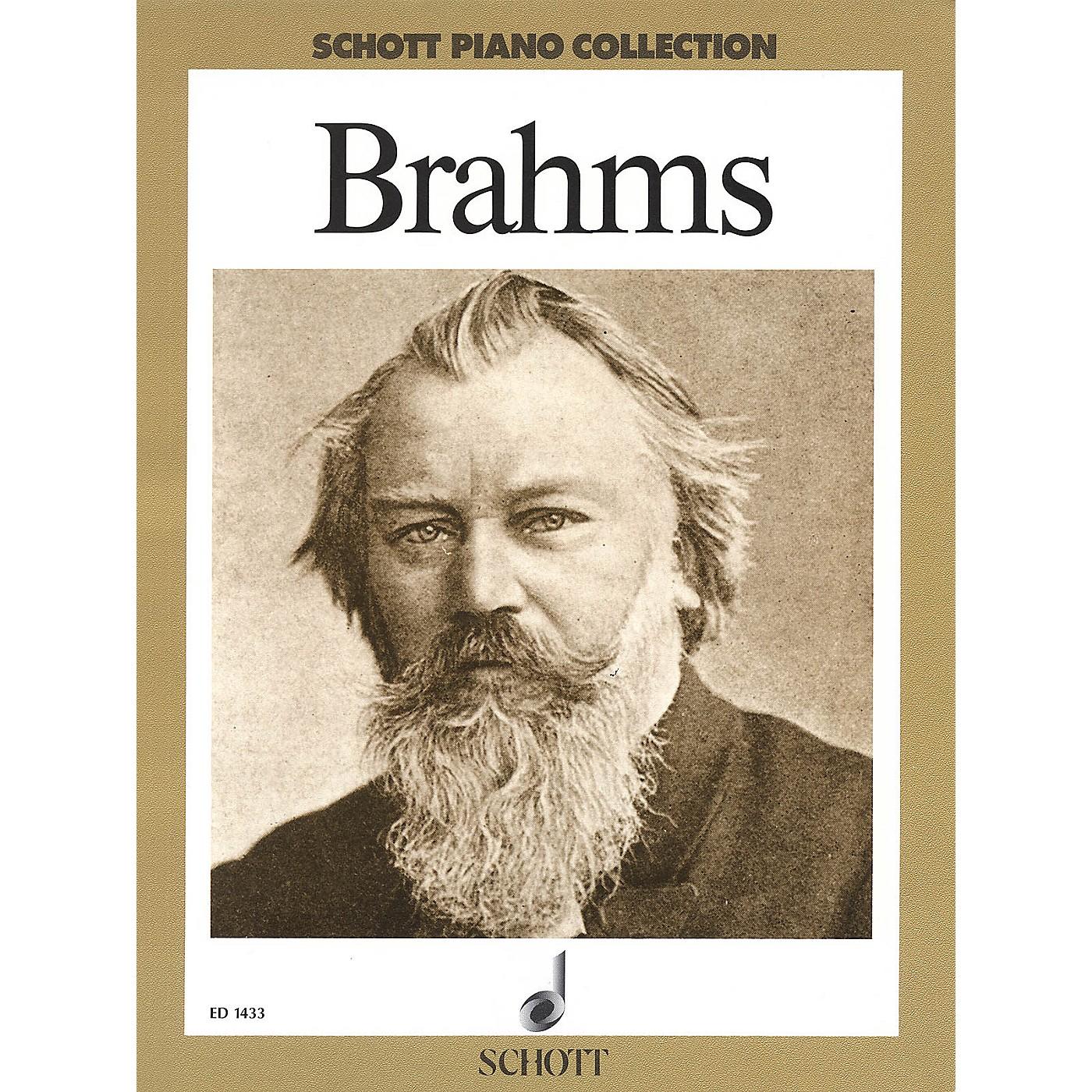 Schott 14 Selected Pieces (Schott Piano Collection) Schott Series Softcover thumbnail