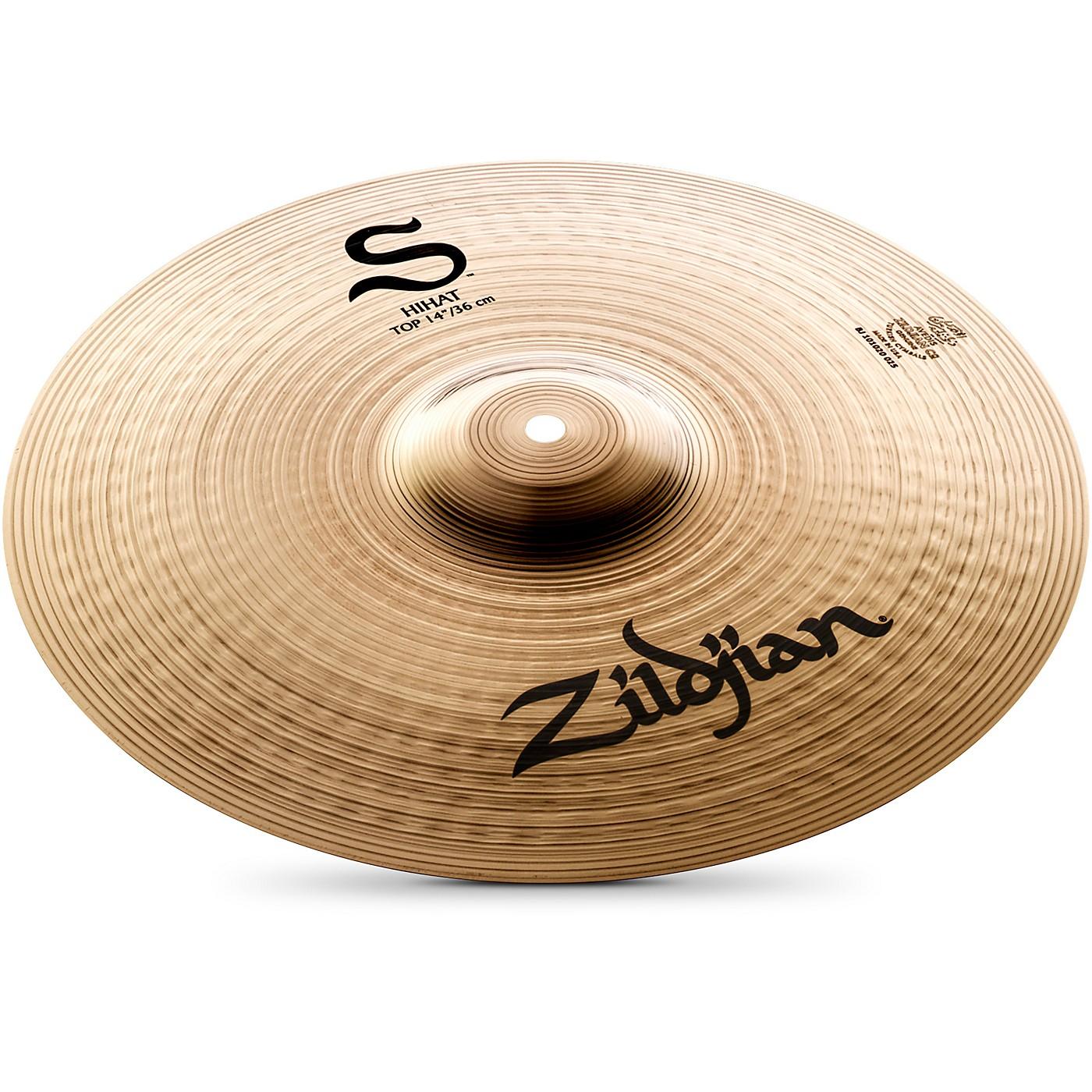Zildjian 14 in. S Family Hi-Hat Top thumbnail