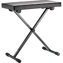 K&M 14065.000.55 Keyboard Bench Leather