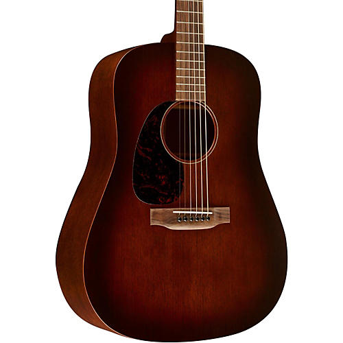 Martin 15 Series D-15M Dreadnought Left-Handed Acoustic Guitar-thumbnail