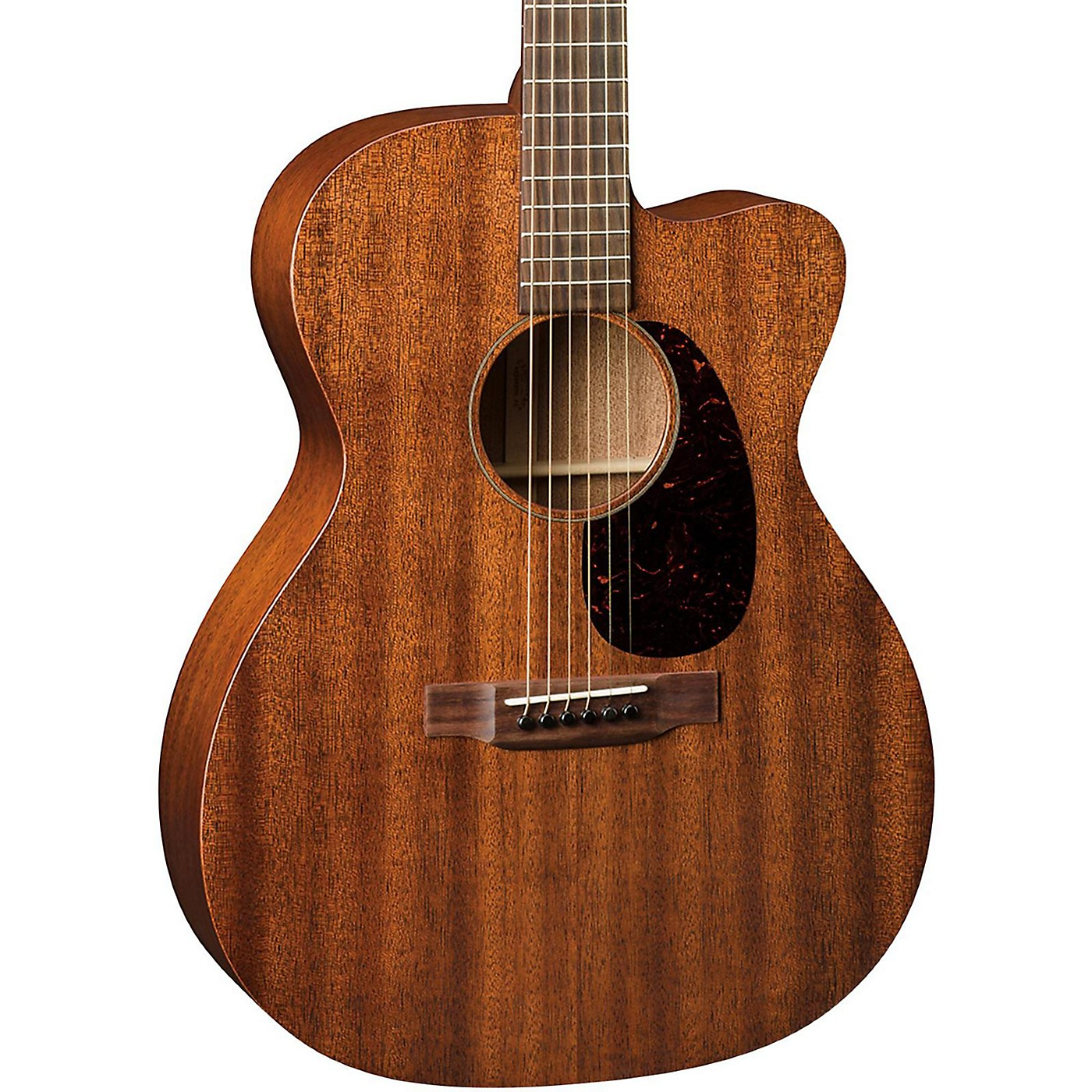 Martin 15 Series OMC-15ME Orchestra Model Acoustic-Electric Guitar thumbnail
