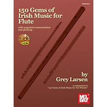 Mel Bay 150 Gems of Irish Music for Flute