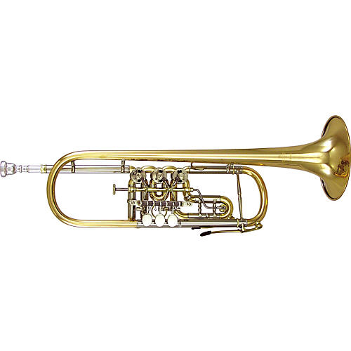 Kanstul 1505 Series Bb Rotary Trumpet thumbnail