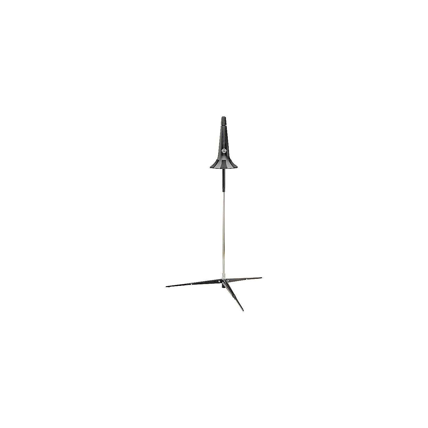 K&M 15270 In-Bell Trombone Stand thumbnail