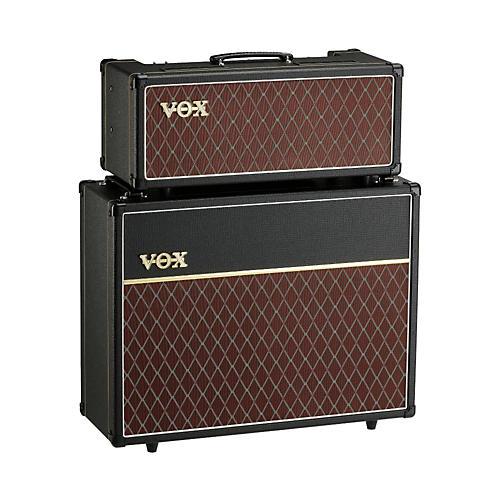 Vox 15W Custom Tube Guitar Amp Head with 2x12 Cabinet thumbnail