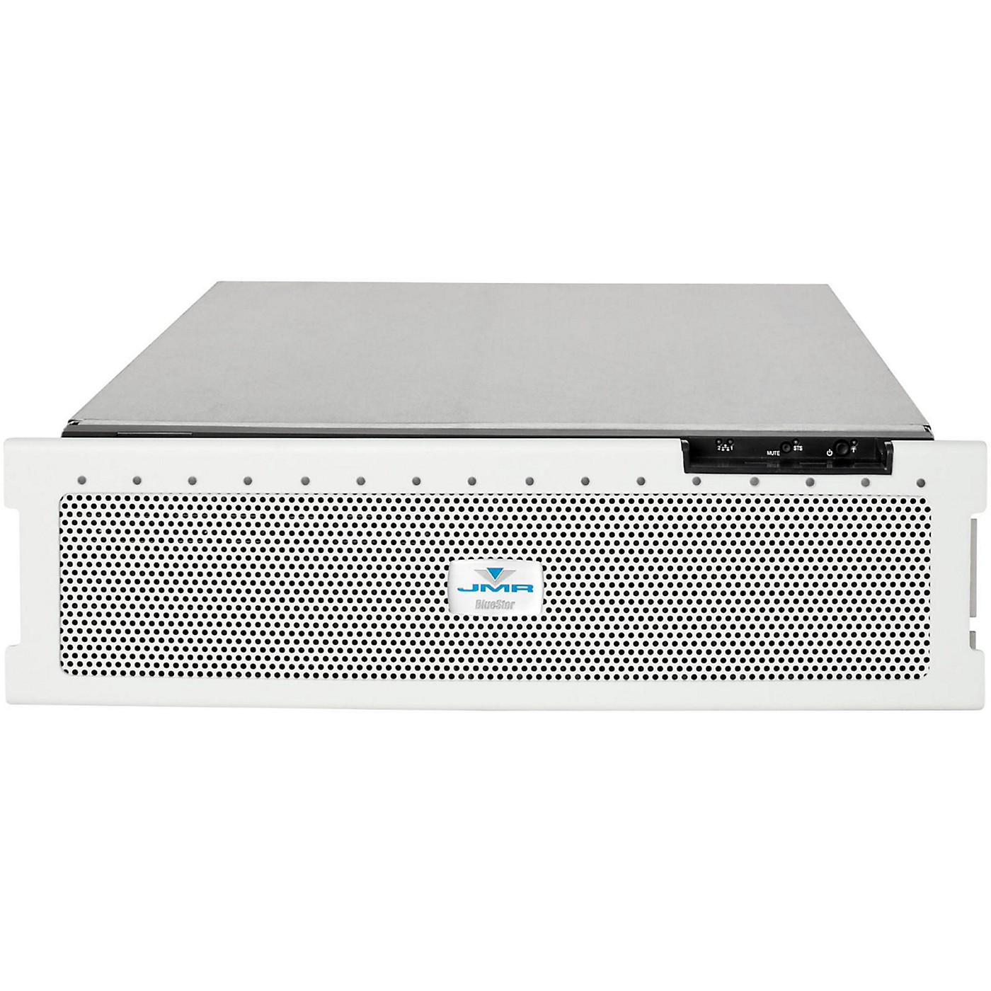 JMR Electronics 16 Bay 3U 10G Ethernet NAS Dual RAID Server thumbnail