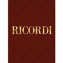 Ricordi 16 Studi Giornalieri di perfezionanamento (Saxophone Method) Woodwind Method Series by Alamiro Giampieri