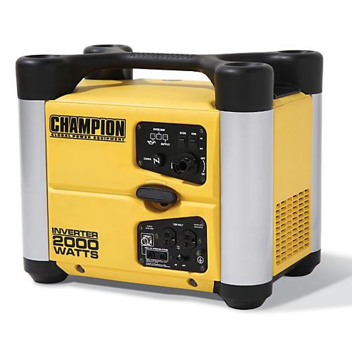 Champion Power Equipment 1600/2000-Watt Inverter Generator-thumbnail