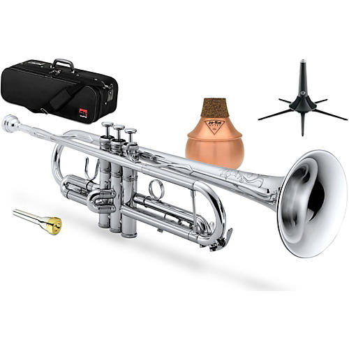 XO 1600IS Professional Series Bb Trumpet Gift Kit thumbnail