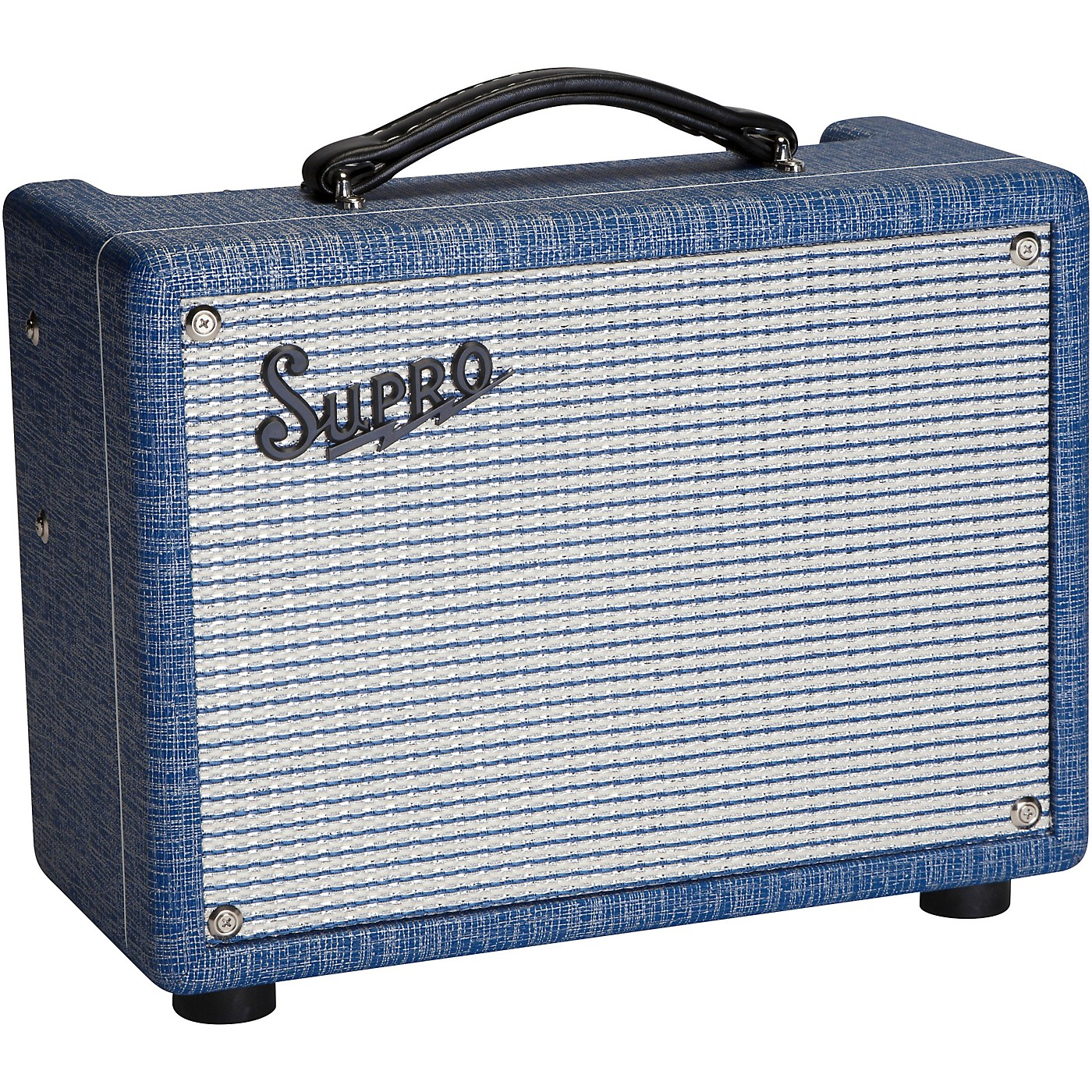 Supro 1606 Super 5W 1x8 Tube Guitar Combo Amplifier thumbnail