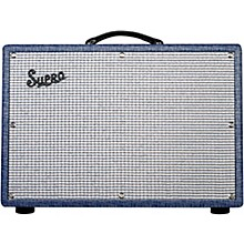 Supro 1650RT Royal Reverb 35/60W 2x10 Tube Guitar Combo Amp