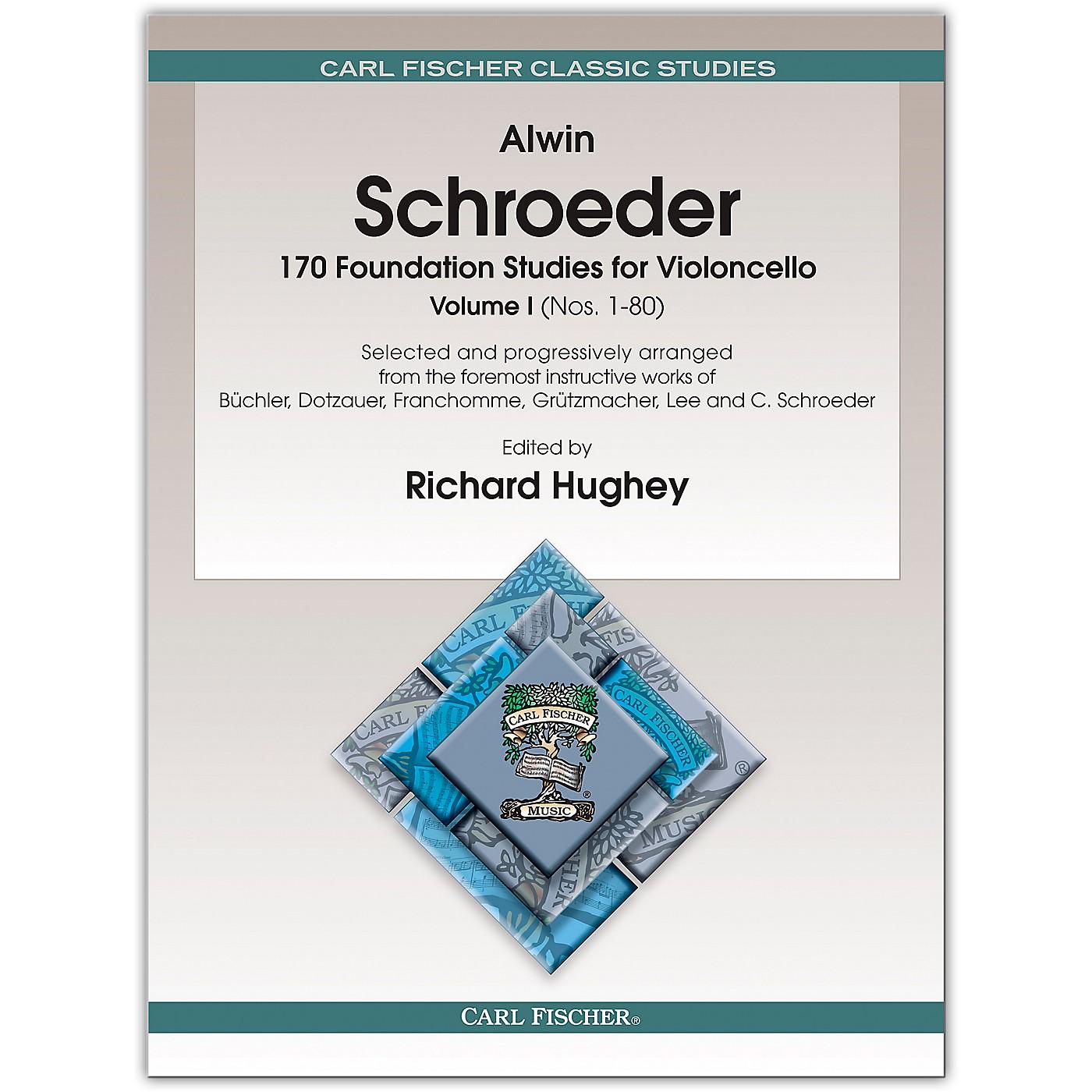 Carl Fischer 170 Foundation Studies Book 1 thumbnail