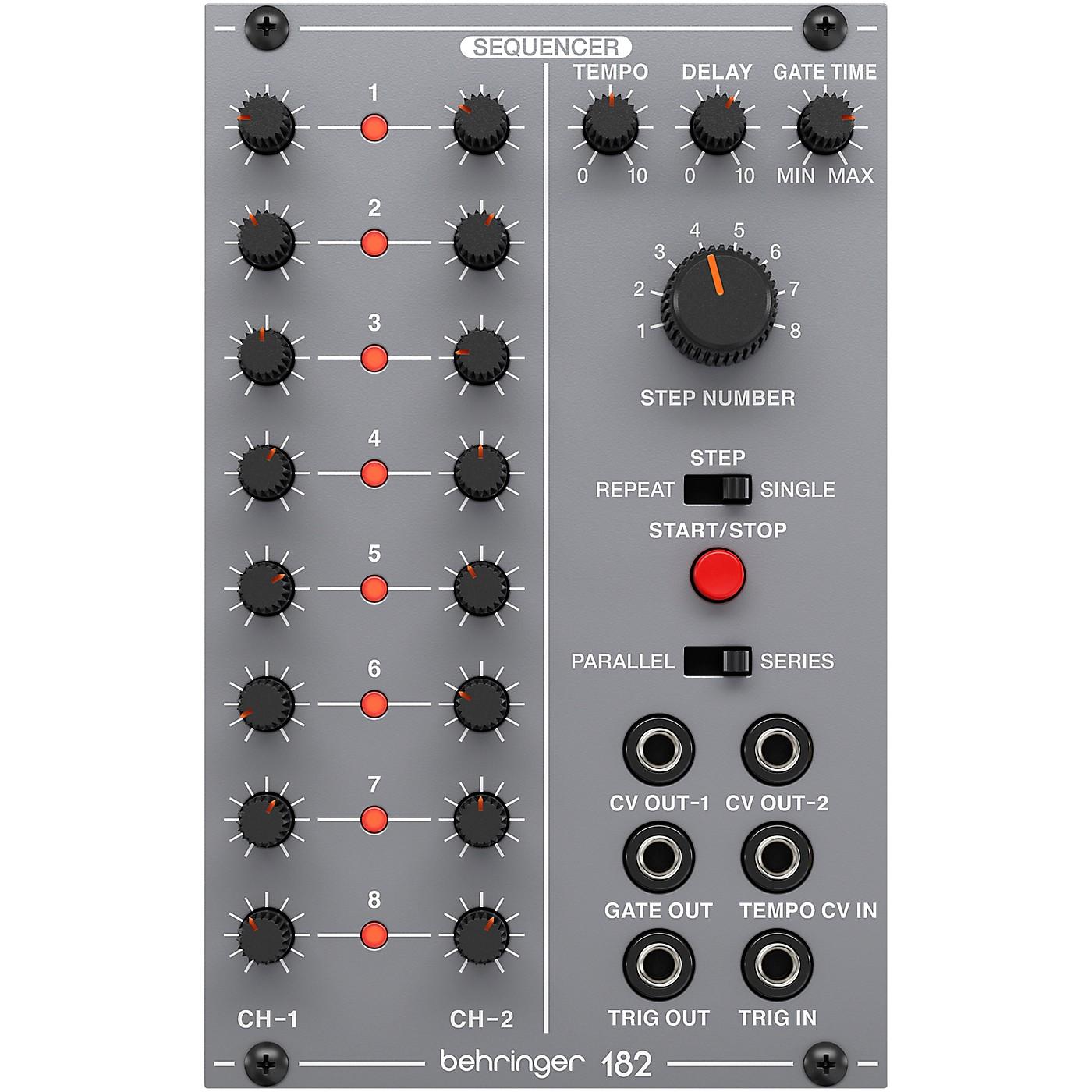 Behringer 182 Sequencer Eurorack Module thumbnail