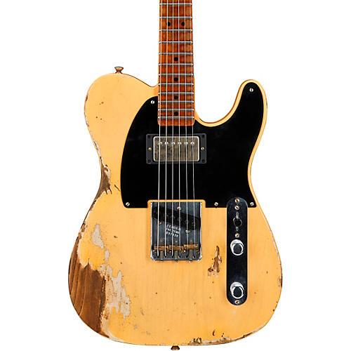 fender custom shop nocaster blonde 1951 heavy relic hs telecaster electric guitar woodwind. Black Bedroom Furniture Sets. Home Design Ideas