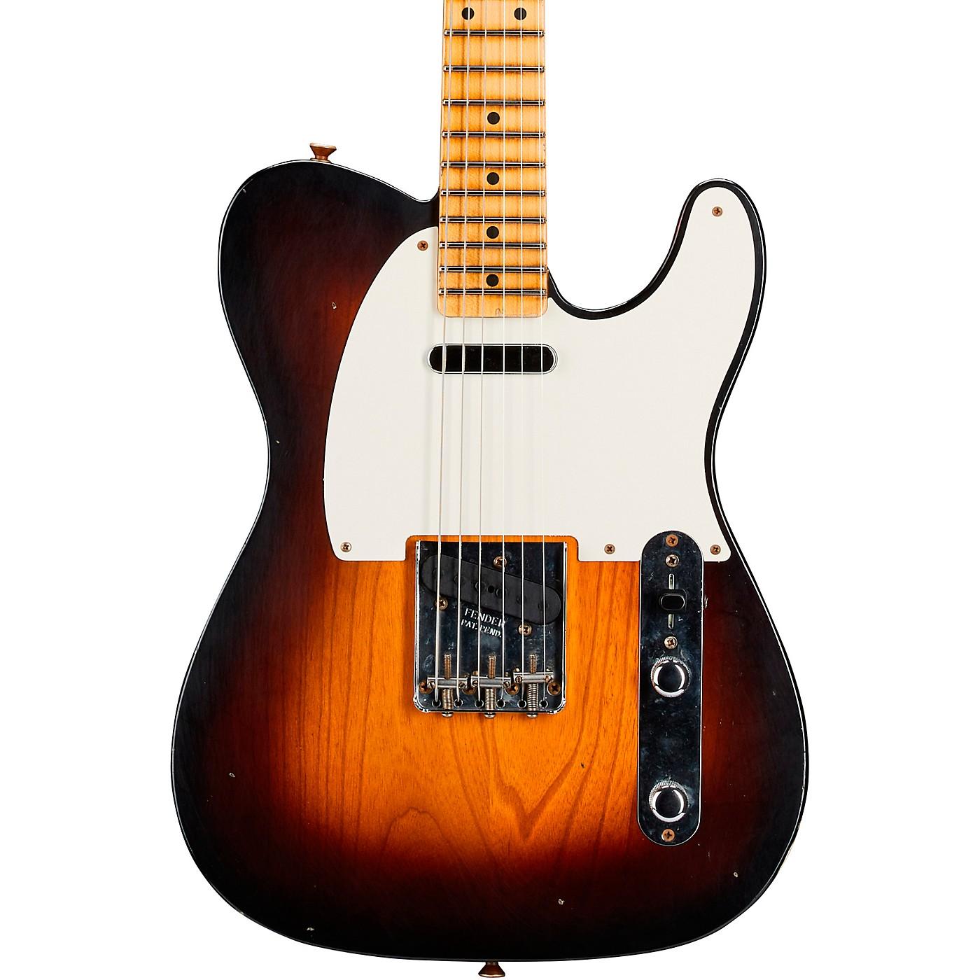 Fender Custom Shop 1955 Telecaster Journeyman Relic Electric Guitar thumbnail