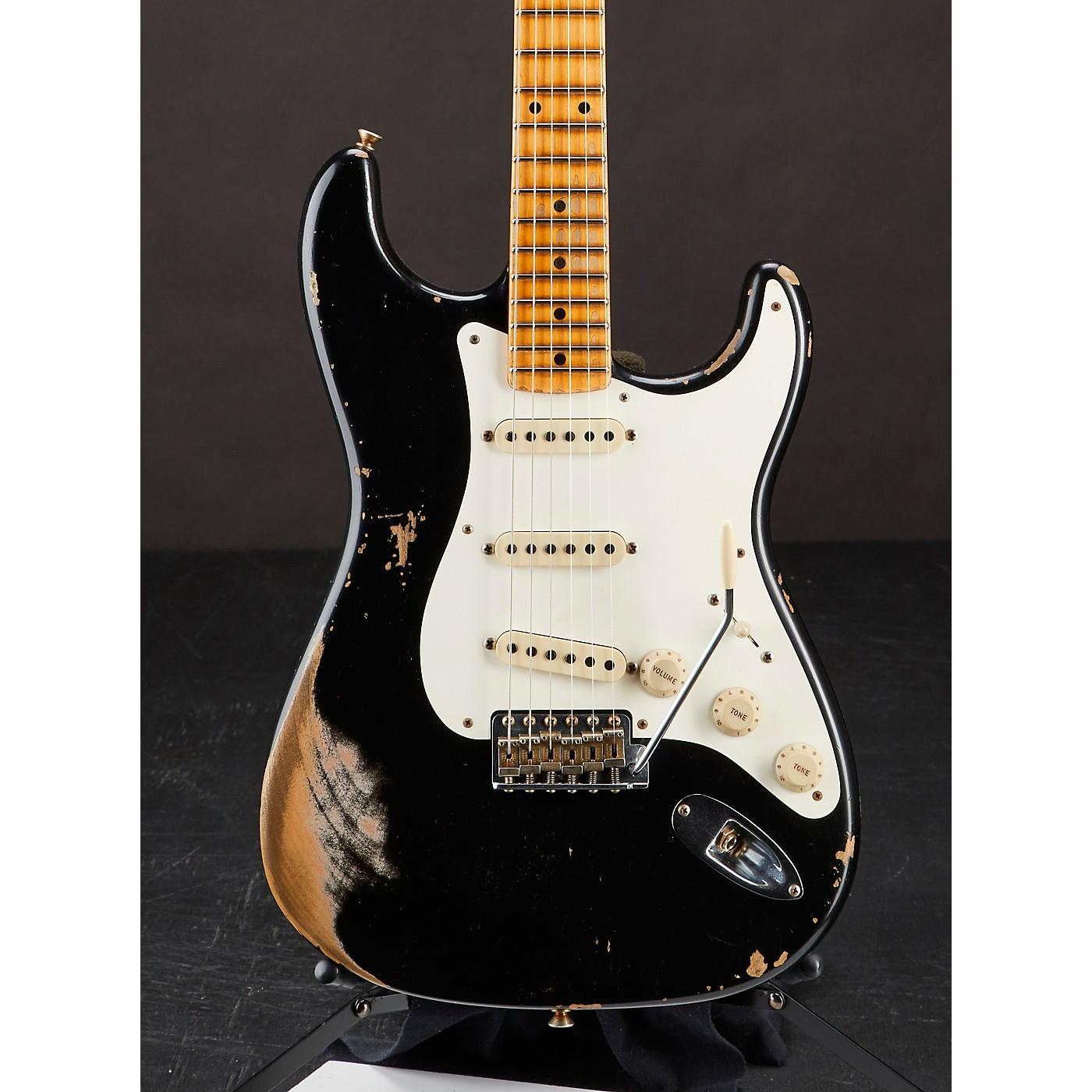 Fender Custom Shop 1956 Stratocaster Heavy Relic Electric Guitar thumbnail
