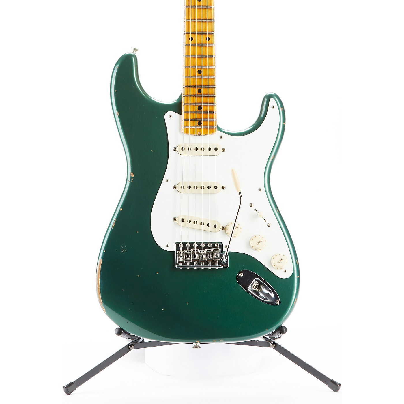 Fender Custom Shop 1956 Stratocaster Relic with Closet Classic Hardware Electric Guitar thumbnail