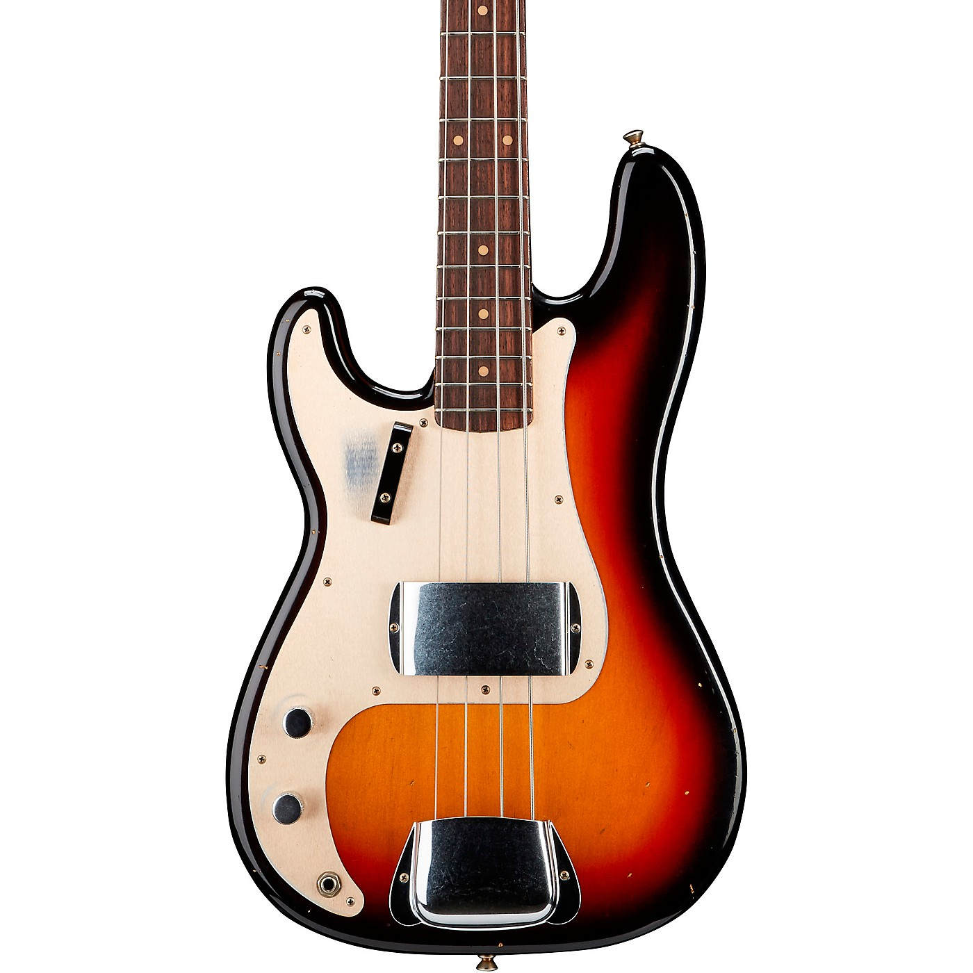 Fender Custom Shop 1959 Precision Bass Journeyman Rosewood Fingerboard Left Handed thumbnail