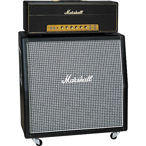 Marshall 1959 SLP and 1960AX Half Stack thumbnail