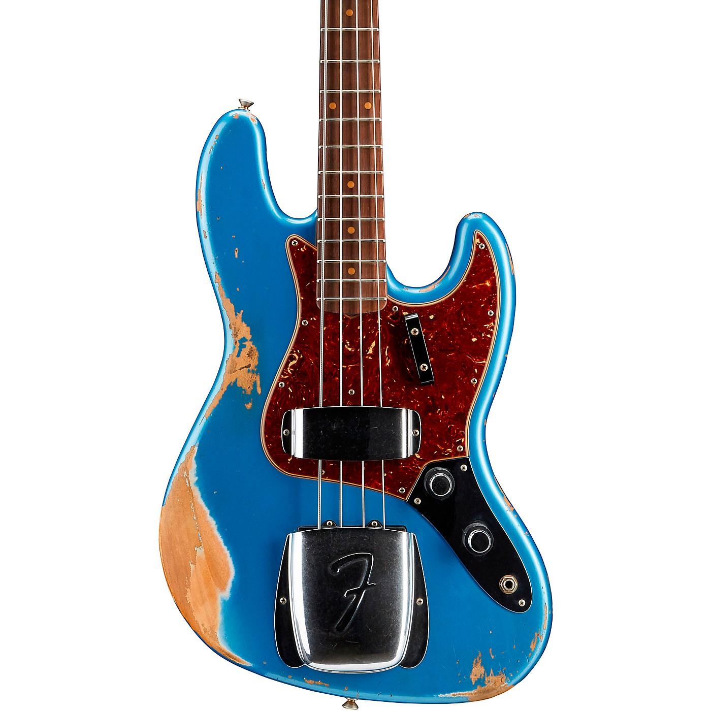 Fender Custom Shop 1961 Jazz Bass Heavy Relic thumbnail