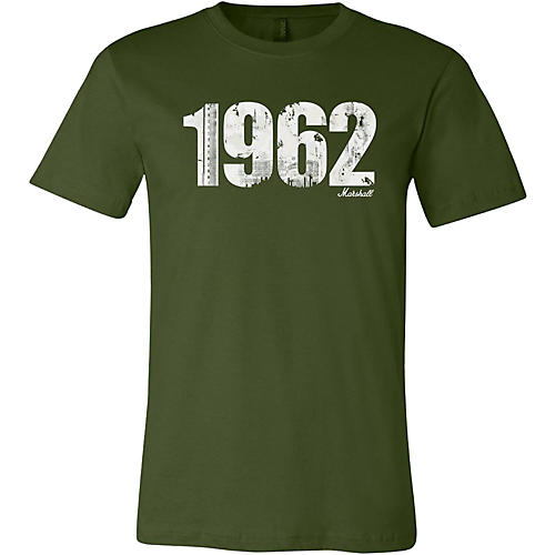Marshall 1962 Soft Style Ring Spun Cotton T-Shirt thumbnail