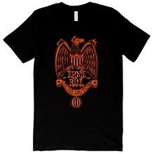 Ernie Ball 1962 Strings and Things Orange Font T-Shirt