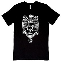 Ernie Ball Music Man 1962 Strings and Things White Font T-Shirt