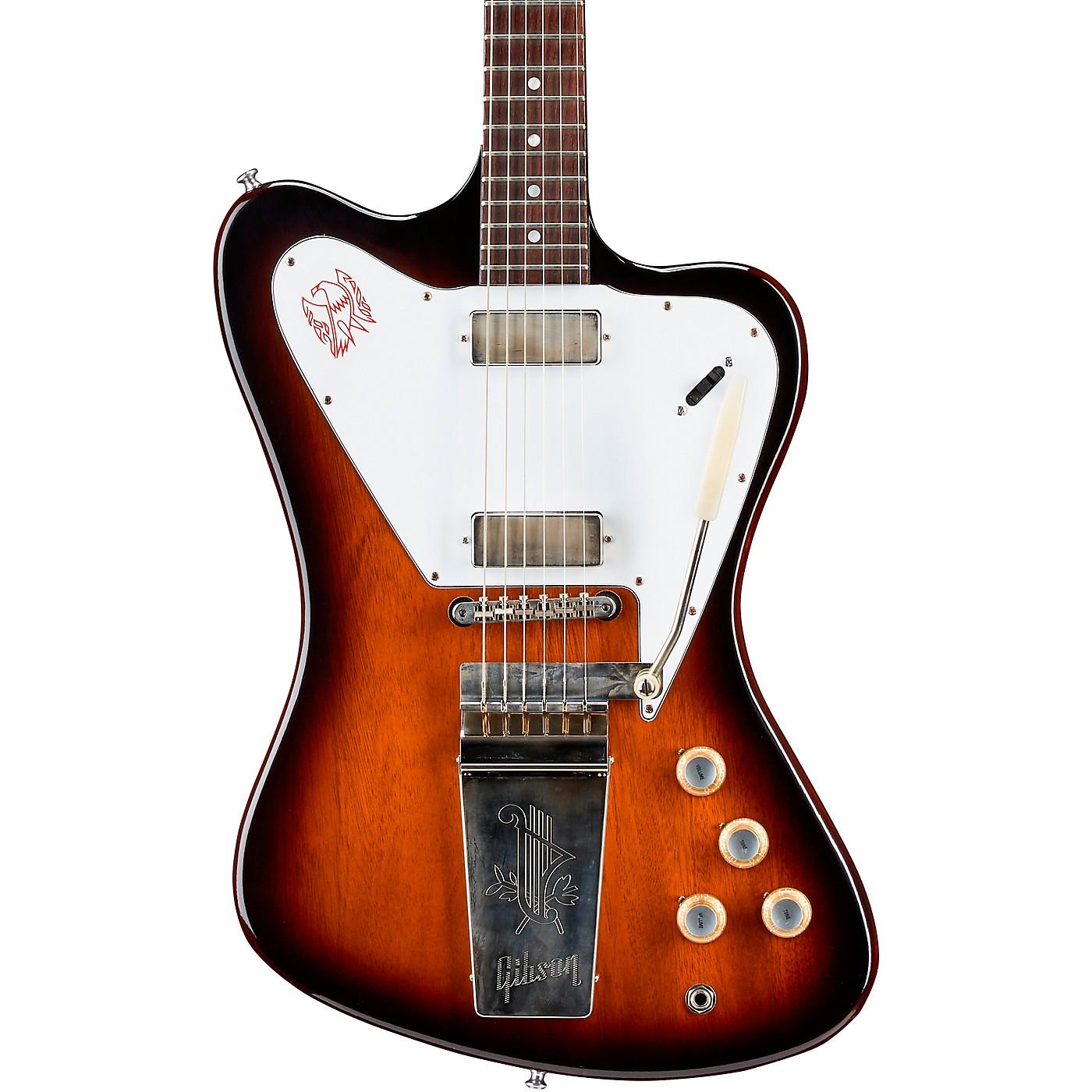Gibson Custom 1965 Non-Reverse Firebird V w/ Maestro Vibrola Electric Guitar thumbnail