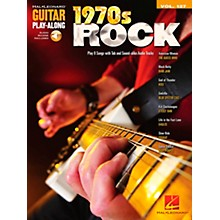 Hal Leonard 1970s Rock - Guitar Play-Along Volume 127 (Book/CD)