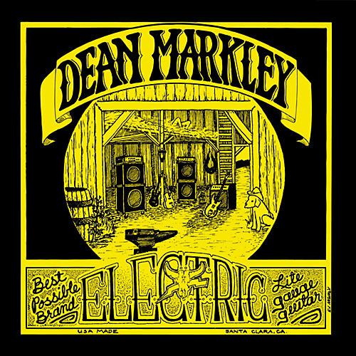 Dean Markley 1972 Vintage Reissue Light Electric Guitar Strings 12-Pack thumbnail