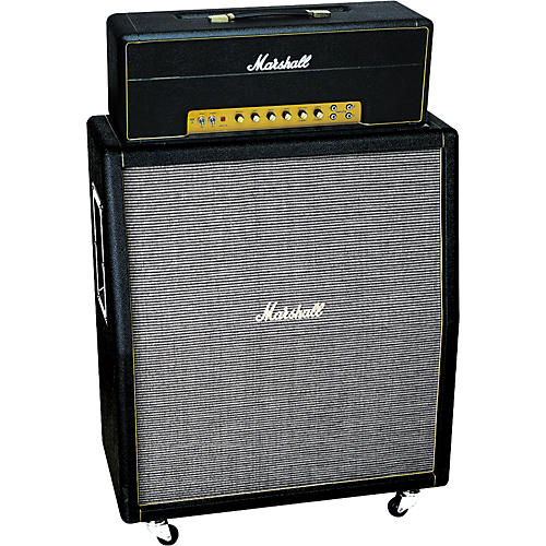 Marshall 1987XL Head and 1960TV Tube Guitar Half Stack thumbnail