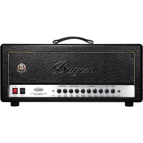 Bugera 1990 Infinium 120W British Bite Tube Guitar Amp Head thumbnail