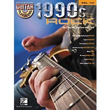 Hal Leonard 1990s Rock - Guitar Play-Along Volume 131 (Book/CD)