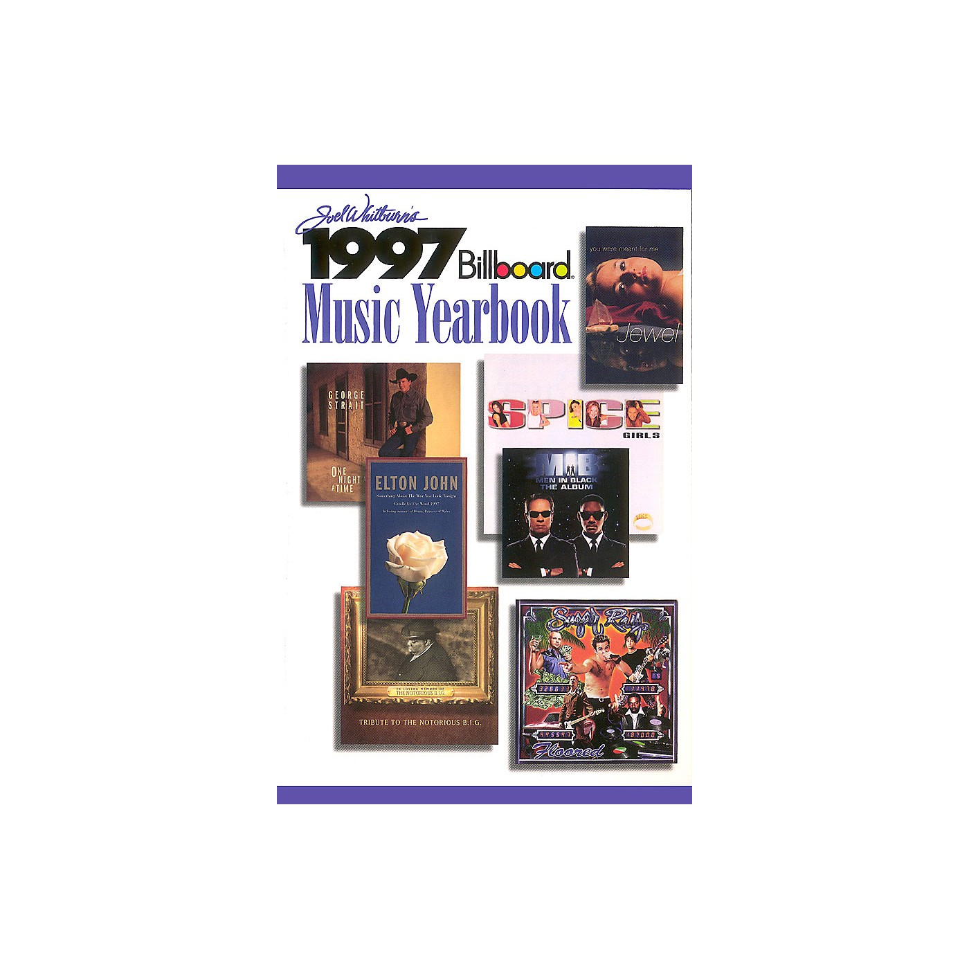 Record Research 1997 Billboard Music Yearbook Book Series Written by Joel Whitburn thumbnail