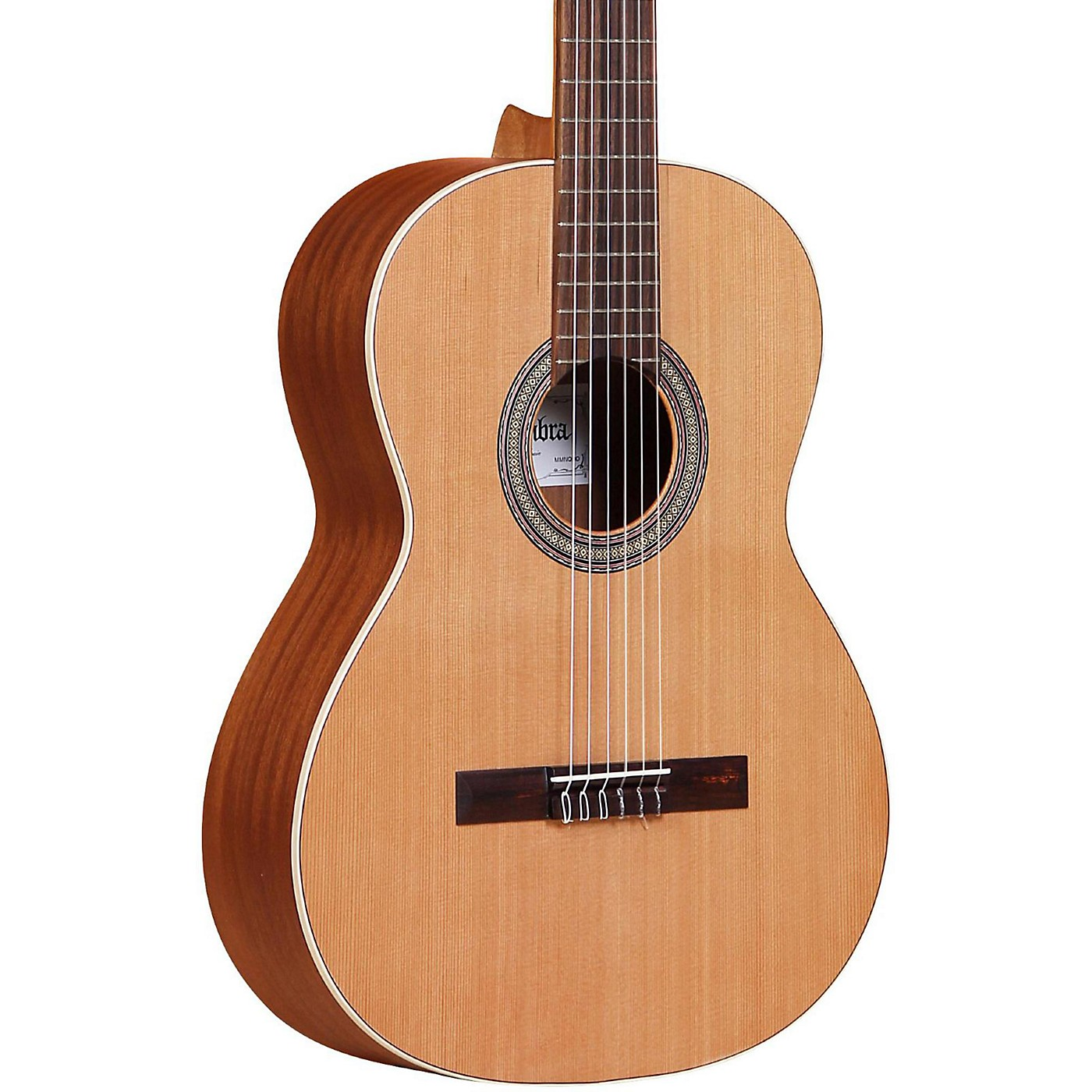Alhambra 1O P Classical Acoustic Guitar thumbnail