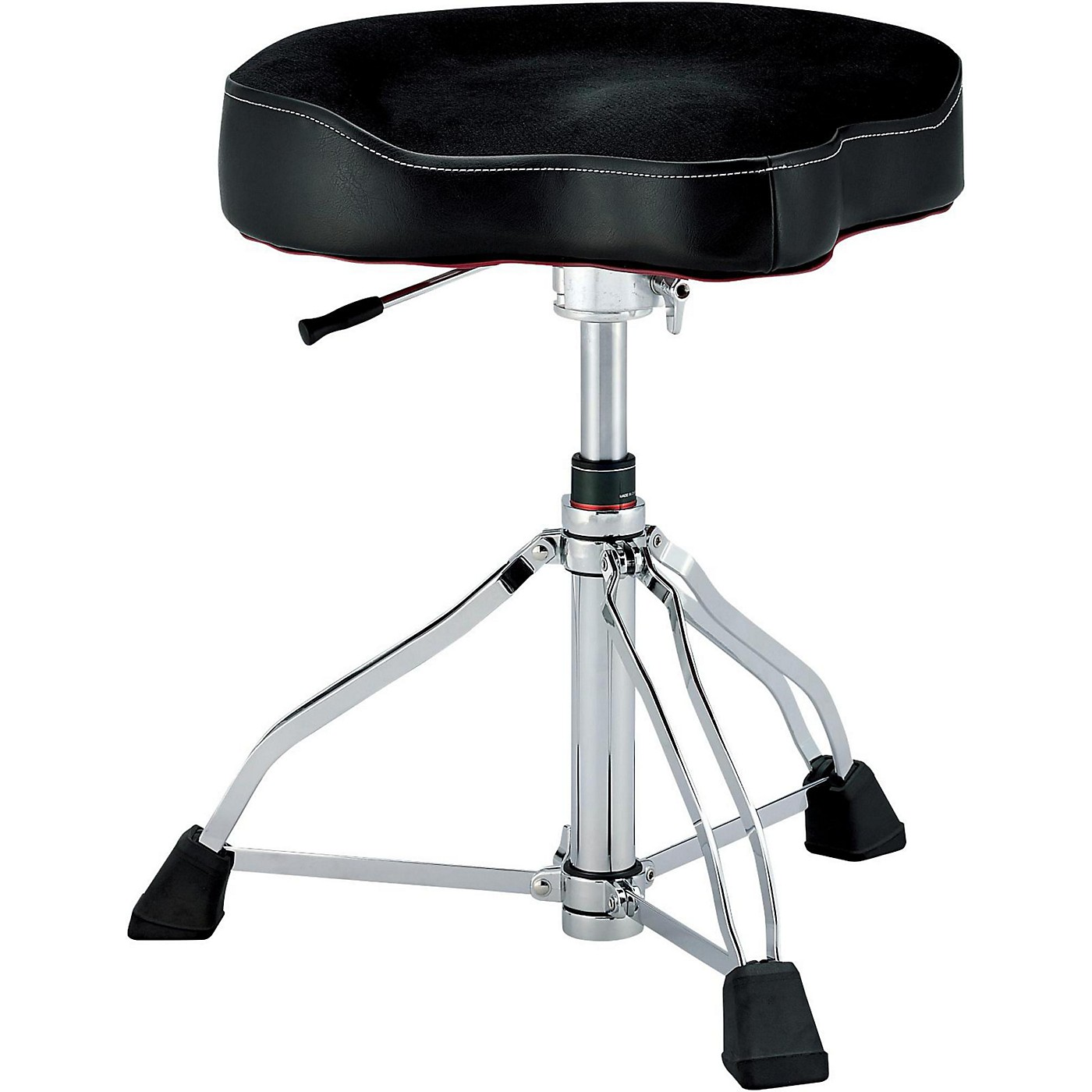 TAMA 1st Chair Drum Throne Glide Rider with Cloth Top and HYDRAULIX thumbnail