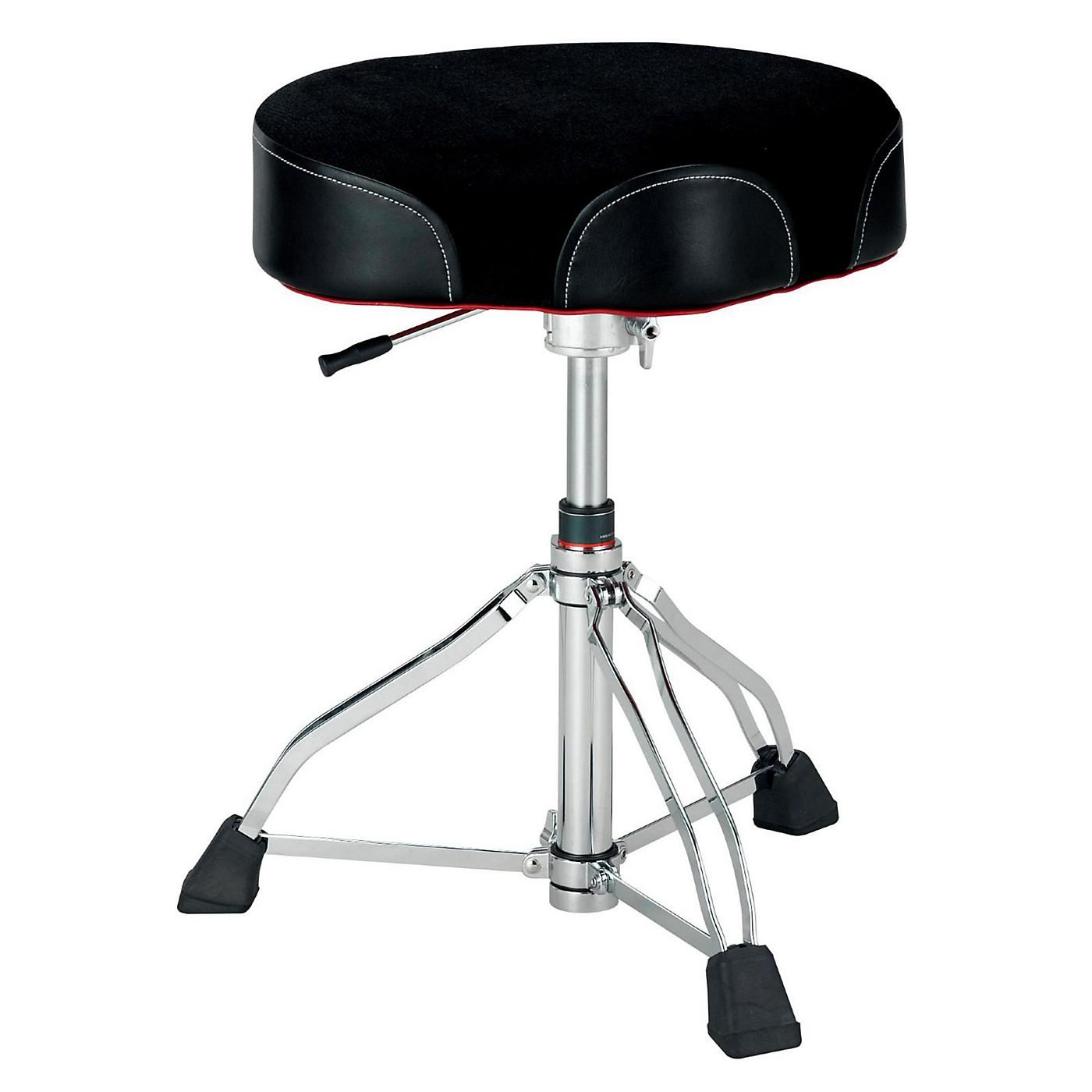 TAMA 1st Chair Ergo-Rider Drum Throne Hydraulix Cloth Top thumbnail