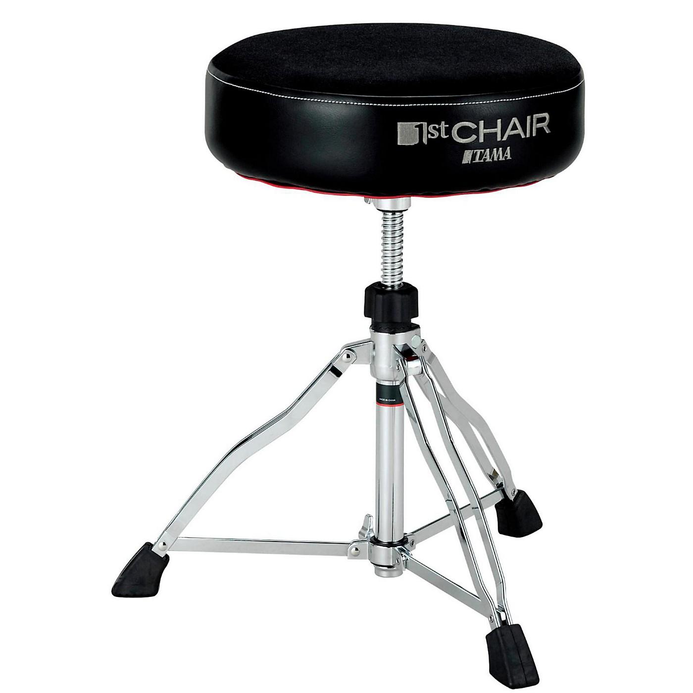 TAMA 1st Chair Round Rider Drum Throne Cloth top thumbnail