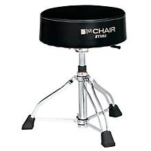 Tama 1st Chair Round Rider XL Drum Throne Hydraulix Cloth Top