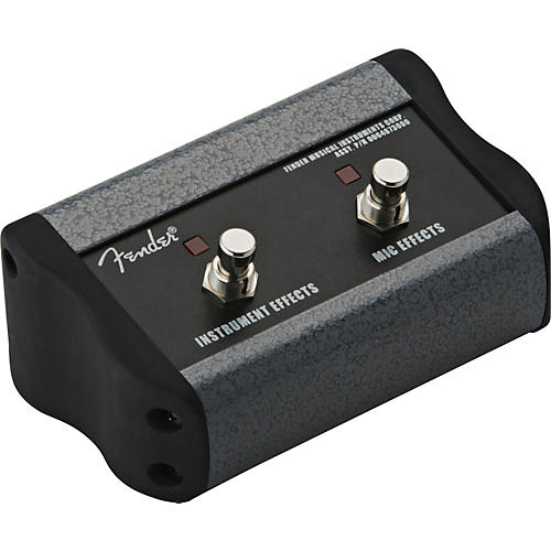 Fender 2-Button Footswitch for Acoustasonic thumbnail