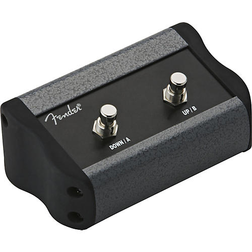 Fender 2-Button Footswitch for Mustang Amps thumbnail