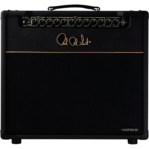 PRS 2 Channel Custom 20 Combo LTD Guitar Combo Amp thumbnail