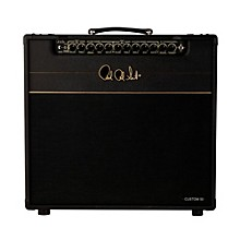 PRS 2-Channel Custom 50 Tube Guitar Combo Amp Stealth