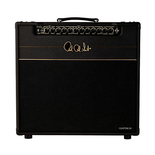 PRS 2-Channel Custom 50 Tube Guitar Combo Amp Stealth thumbnail