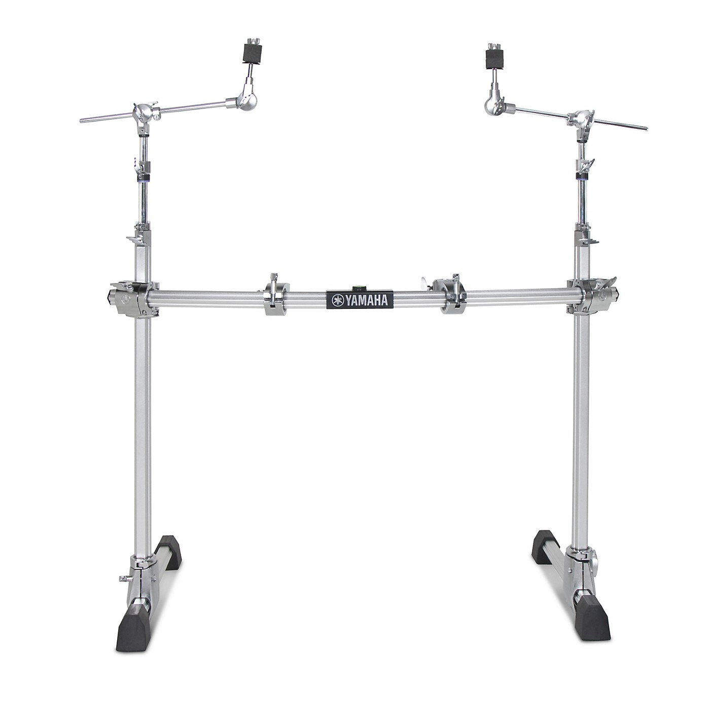 Yamaha 2-Leg Hexrack with Hexagonal Curved Pipe and Cymbal Boom Arms thumbnail