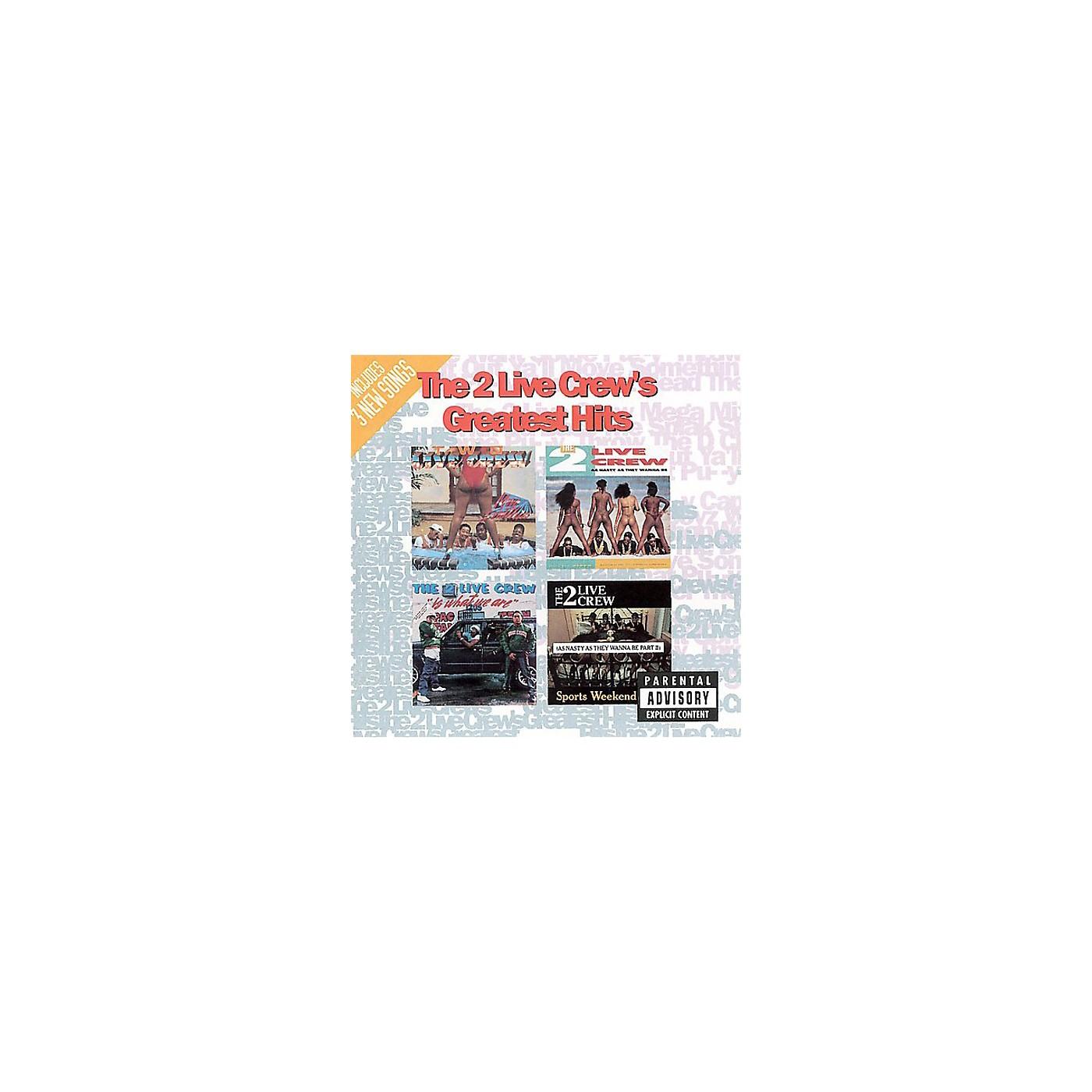 Alliance 2 Live Crew - Greatest Hits thumbnail