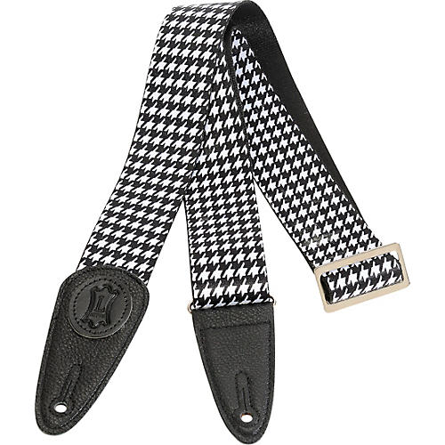 Levy's 2 in. Sublimation Houndstooth Guitar Strap thumbnail