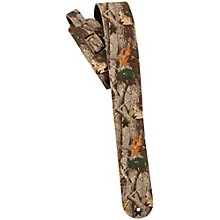 "LM Products 2.5"" Leather Guitar Strap Camo"