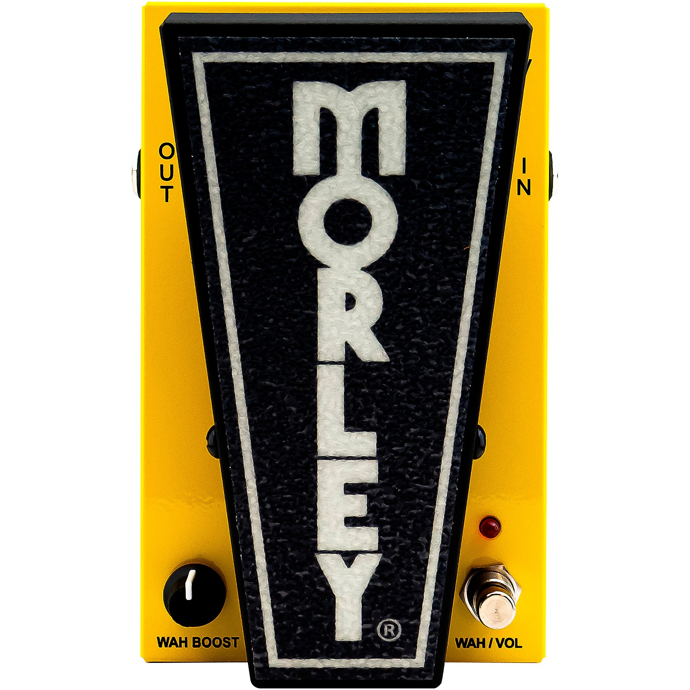 Morley 20/20 Power Wah Volume Effects Pedal thumbnail